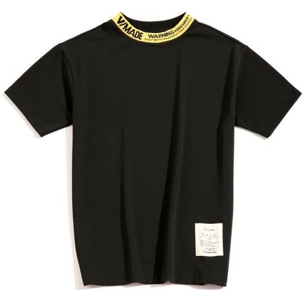 Tシャツ・カットソー 希少!!【V MADE】ロゴリブネックTEE【送関込】(9)
