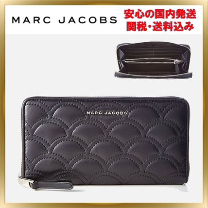プレゼント★MARC JACOBS★Matelasse Continental 関税送料込