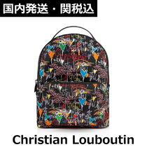 ▽国内発送・関税込▽Christian Louboutin▽Backloubi backpack