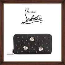 ★★Christian Louboutin 《 ZIPPED WALLET 》送料込み★★