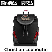 ▽国内発送 関税込▽Christian Louboutin▽Explorafunk backpack