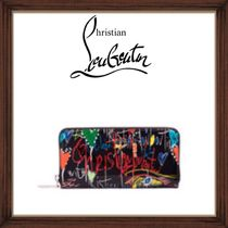 ★★Christian Louboutin 《 GRAFFITI WALLET 》送料込み★★