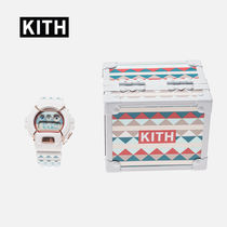 大人気アイテム*KITH NYC x G-SHOCK 6900 DIGITAL WATCH 腕時計