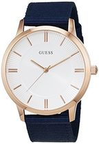 Guess 腕時計 Gent GUESS(ゲス) B01D3FHIGW Guess Silver Dial B