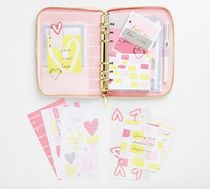 【即発】KIKKI.K 手帳をDIY Plannner Lovers Kit/love life:M