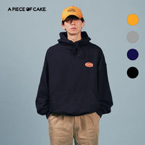 A PIECE OF CAKE(ピースオブケイク) スウェット・トレーナー ★A PIECE OF CAKE★ Oval Logo Hoodie