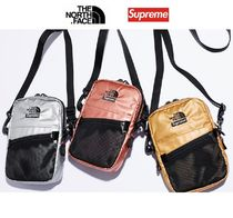 ★Supreme★The North Face Metallic Shoulder Bag