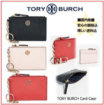 ※関送込Tory Burch(トリーバーチ) iRobinson Card Case Key Fob