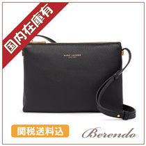 国内発送◆MARC JACOBS Leather Crossbody Bag クロスボディ