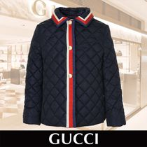 GUCCI Children Boys Quilted Jacket 関税送料込