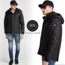 CANADA GOOSE 希少アイテム! Hendriksen Coat Black Label