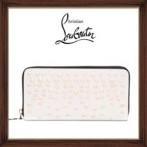 ★Christian Louboutin《STUDDED CONTINENTAL WALLET》送料込★