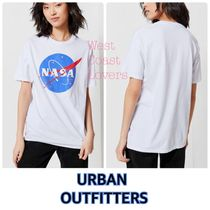 【Urban Outfitters】ホワイト Tシャツ NASA