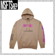 MSFTSrep(エムエスエフティーエスアールイーピー) パーカー・フーディ 有名人愛用★【MSFTSrep】SYRE Tour HOODIE (FAWN)【送関無料】