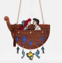 "【Disney x Danielle Nicole】Kiss The Girl"" Crossbody"