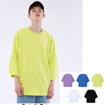 ACOVER(オコボ) Tシャツ・カットソー ACOVER(オコボ)Standard 7分袖 T-shirt  (全5色)