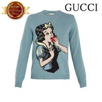 新作★GUCCI グッチSnow White cotton セーター