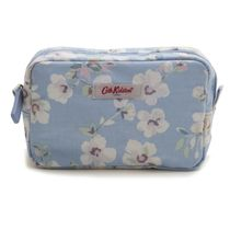 Cath Kidston ポーチ 756174 Soft Blue Wellesley Blossom