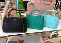 【kate spade】新作☆素敵♪スタッズ付き romily 2way バッグ☆