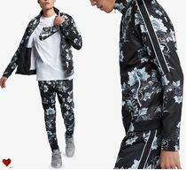 Love it  Nike Sportswear N98 Floral Jacket white & black