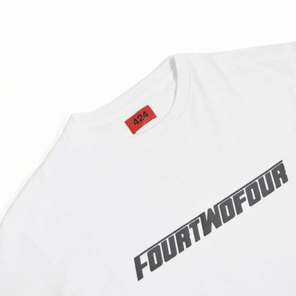 424 Tシャツ・カットソー 【424】FASTFONT T-SHIRT【即発送】(3)