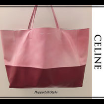 lovely♪◇Horizontal Cabas バイカラー バッグ◇CELINE