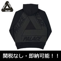 即 国内発 Palace Skateboards JUMBO FERG HOOD BLACK フーディ