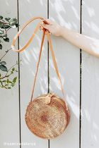 【Urban Outfitters】ラウンドクロスボディバッグ