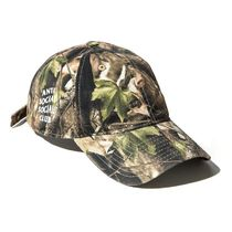 ANTI SOCIAL SOCIAL CLUB BRIM CAP TREE CAMO カモフラ