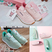 REEBOK x LINE FRIENDS★CLASSIC LEATHER★コラボ★2色
