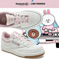 限定★Reebok Cassic X Line Friends★Club C Kids