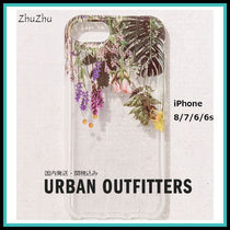 Urban Outfitters★フラワーモチーフ iPhone 8/7/6s/6 ケース
