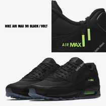 NIKE★AIR MAX 90★25~30cm★BLACK/VOLT
