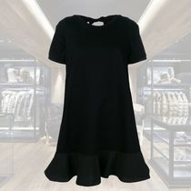 VIPSALE MONCLER OPEN BACK T-SHIRT DRESSED 8560200809AD999