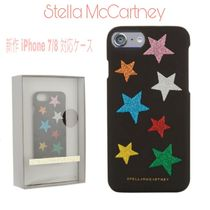先取り★星/Glitter【送料込★Stella McCartney】iPhone7/8★虹