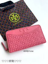 新色SALE TORY BURCH★BRYANT ZIP CONTINENTAL 長財布 46186