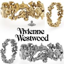 ◆VivienneWestwood◆オーブxスターx骨♪Aaron Small Ring