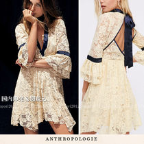 国内即発!! Free People レア完売♡Gilded Lace Min Dress