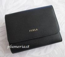 セール!FURLA(フルラ)-Classic Medium Leather Tri-Fold Wallet