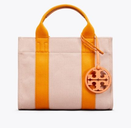 Tory Burch トートバッグ 最新作限定セール トリーバーチ 2WAY MILLER CANVAS MINI TOTE(7)