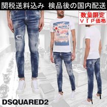 関税送料込★DSQUARED2★Denim Skinny jeans