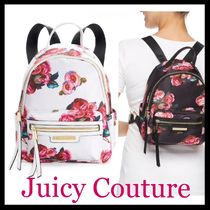 JUICY COUTURE(ジューシークチュール) バックパック・リュック 【新作】JUICY COUTURE〓バックパック