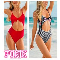 PINK新作♡FRONT-TIE ONE-PIECE フロントタイワンピース