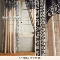 国内在庫&即発 ANTHROPOLOGIE 完売♡Cordelia Curtain