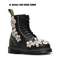 Dr Martens★1460 PASCAL FLOWER★フラワーアップリケ★スタッズ
