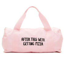 ★Ban.do★ジムバッグ / After This We'Re Getting Pizza