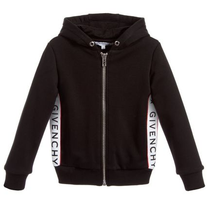 GIVENCHY KIDS 大人もOK 4-12歳 ロゴ スウェット パーカー