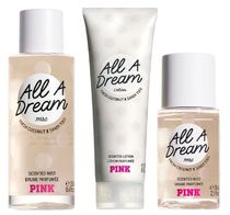 ☆Victoria's Secret☆ PINK All A Dream ミスト&ローション 3点
