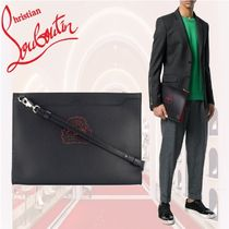 【18SS】Christian Louboutin/Skypouch clutch