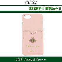 18SS新作,関税込★GUCCI(グッチ) BLIND FOR LOVE IPHONE7 CASE